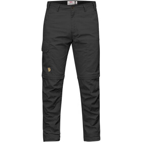 Fjällräven Karl Pro Zip-Off Trousers Men dark grey